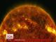 НАСА оприлюднила  детальне відео спалаху на сонці
