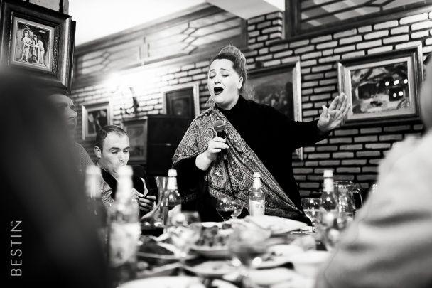 """LOBODA та Катамадзе привітали дружину Арфуша на """"грузинському"""" дні народження"""