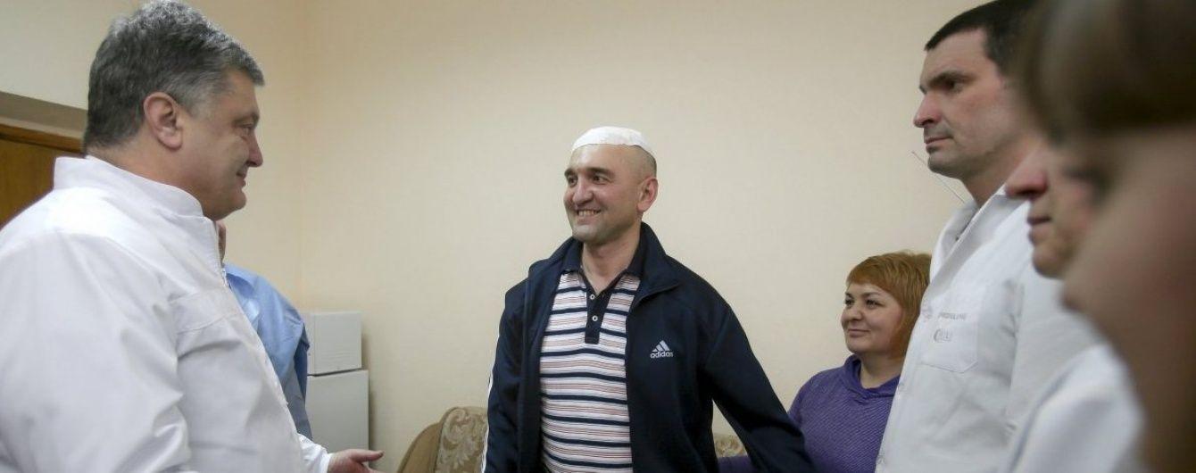 Герой АТО, який дивом вижив після поранення на Донбасі, очолив Військовий ліцей імені Богуна