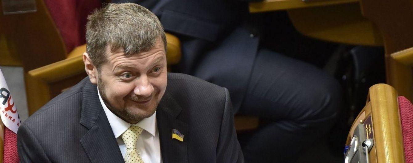 Нардеп-радикал Мосійчук потрапив у ДТП і покритикував київську поліцію