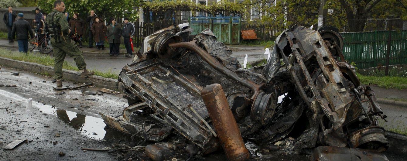 Стали відомі подробиці розстрілу бойовиками мирних жителів у Оленівці