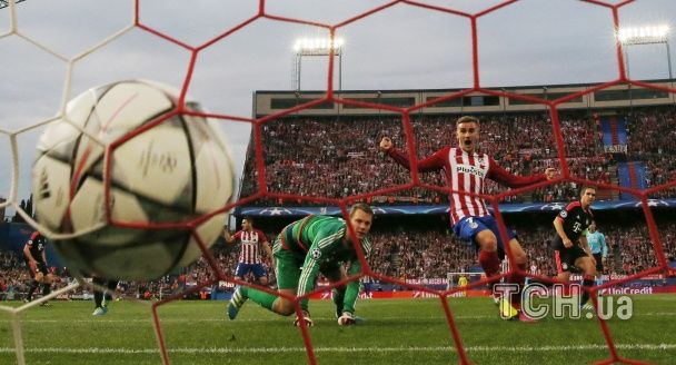 """Мадридська фортеця: як """"Атлетіко"""" обіграв """"Баварію"""" у Лізі чемпіонів"""