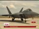 До Литви прибули два найсучасніших американських винищувачі F-22