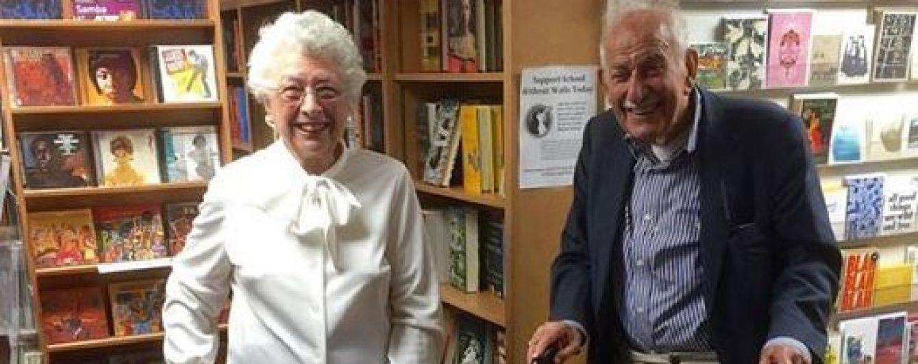 У США 90-річні бабуся і дідусь влаштували побачення наосліп