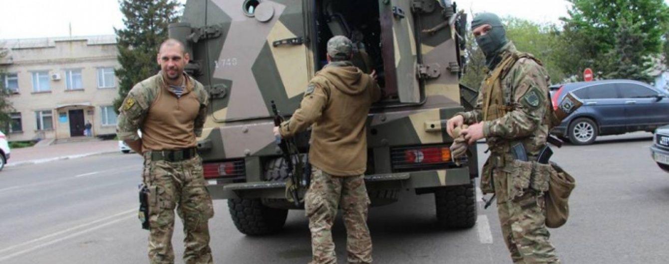 В Одесі молоді люди влаштували бійку і стрілянину з нацгвардійцями