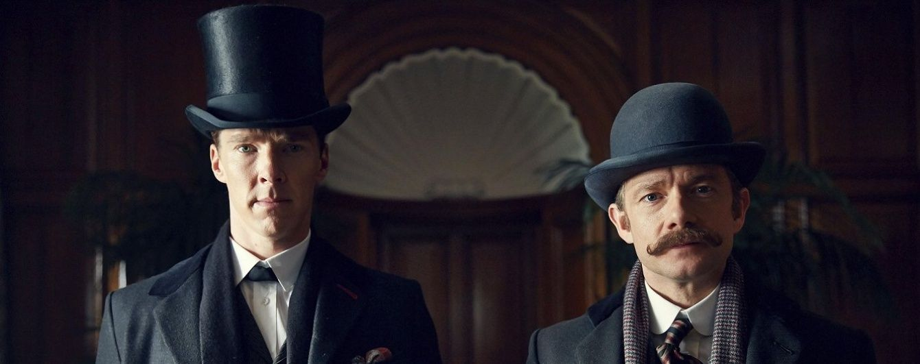 """Канал """"1+1"""" покаже спеціальний епізод """"Шерлока"""" мовою оригіналу"""