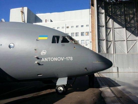 """""""Укроборонпром"""" констатував успішну реанімацію авіазаводу в Харкові"""