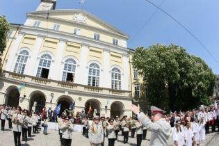 СБУ проводит обыски во Львовском горсовете