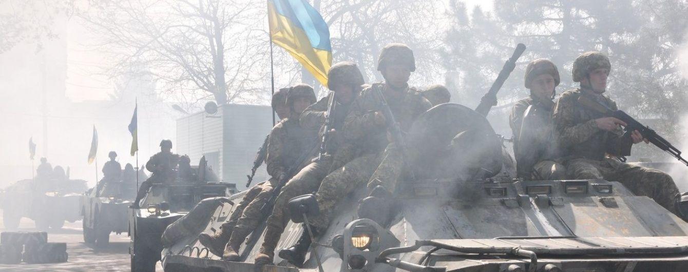 Більшість українців довіряють армії