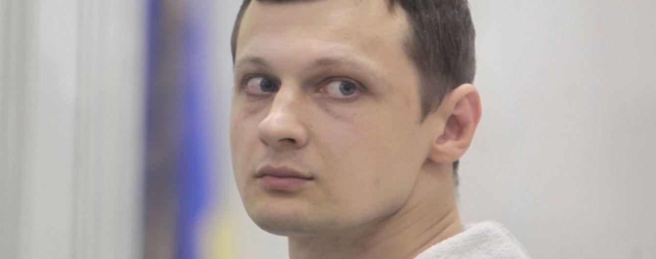 """Апеляційний суд не відпустив """"азовця"""" Краснова під домашній арешт"""