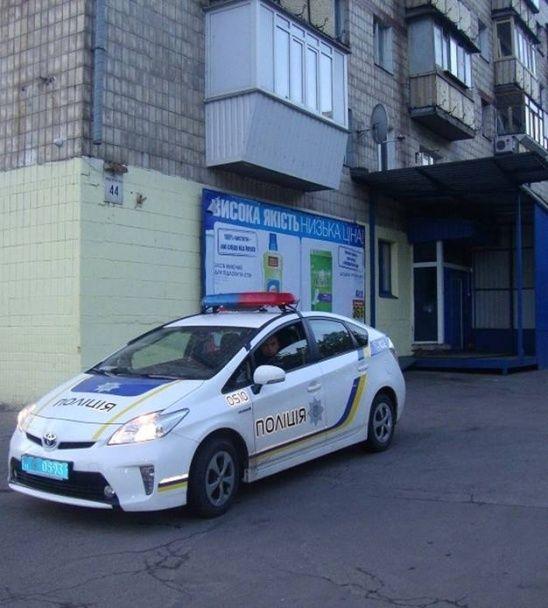 У Києві чоловік відкрив стрільбу по злодюжці, захищаючи своє авто