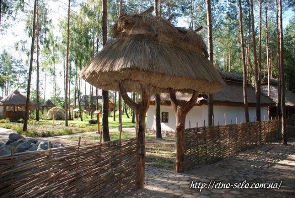 Етнографічний комплекс «Українське село»