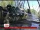 На Чернігівщині ДТП закінчилось великою пожежею