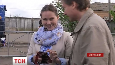 Вере Савченко удалось вырваться из России, и она уже на родине