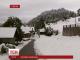 Словенію вкрило 30-сантиметровим шаром снігу