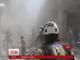 Катастрофічна ситуація у сирійському місті Алеппо