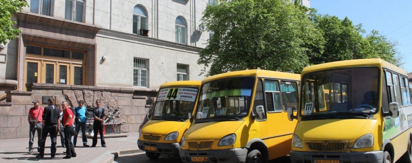 Черкаським маршрутникам заборонили вмикати музику