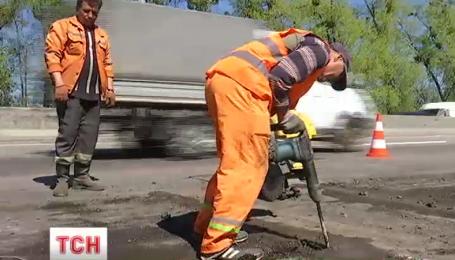 О начале нового ремонтно-строительного сезона отчитался Укравтодор