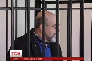 """Суд не зміг розпочати судити поплічника Гіркіна """"Батю"""""""