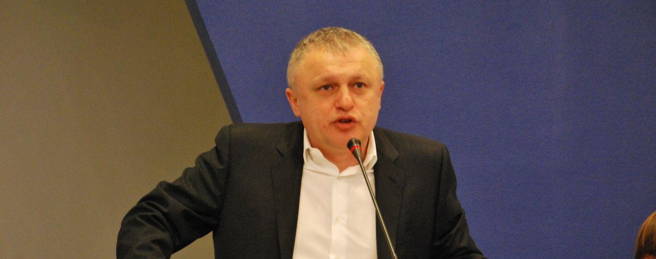 """Президент """"Динамо"""" заявив, що матч із """"Шахтарем"""" для нього нічого не значить"""