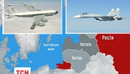Очередной военно-воздушный скандал разгорелся между США и Россией