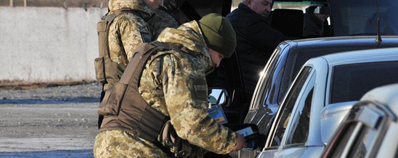 Прикордонники Закарпаття затримали словака, якого розшукує Інтерпол