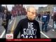 Російська поліція затримала активістів, які ходили вулицями у масках Путіна