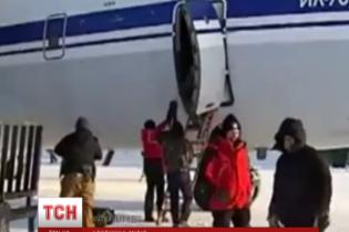 Мелітопольські льотчики на Іл-76 провели надскладну спецоперацію у Гренландії