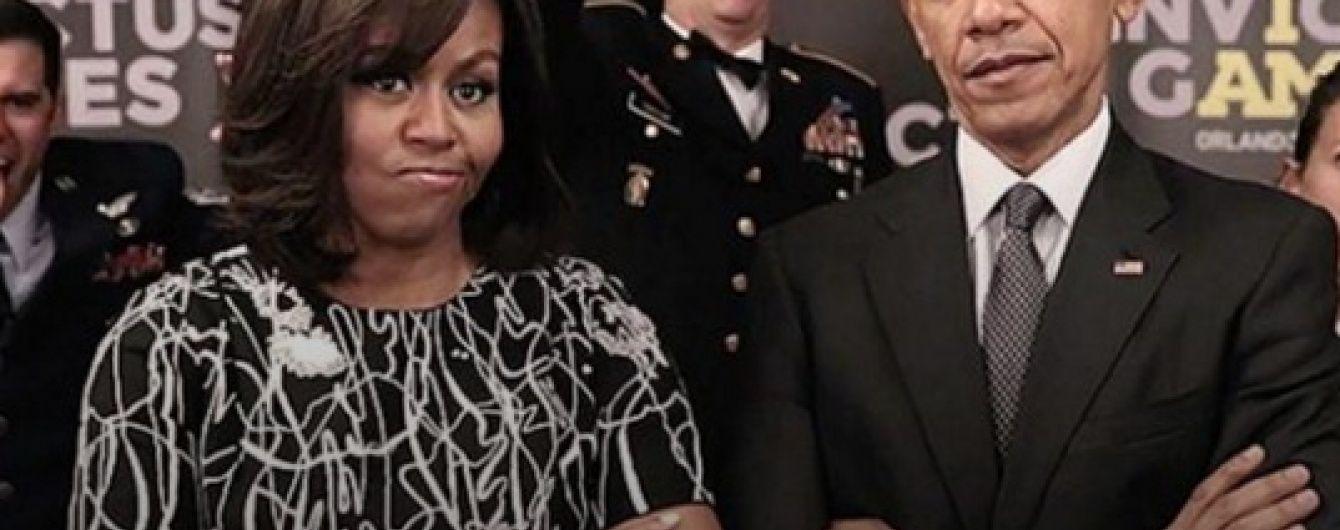 Обама з дружиною кинули жартівливий виклик принцу Гаррі