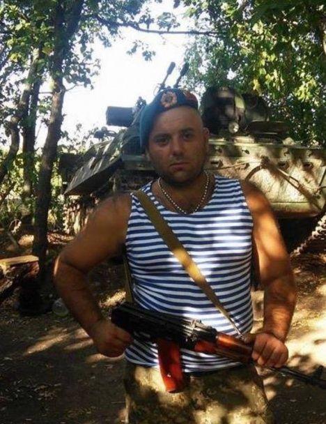 Під Авдіївкою загинув грузин, який воював у лавах ЗСУ