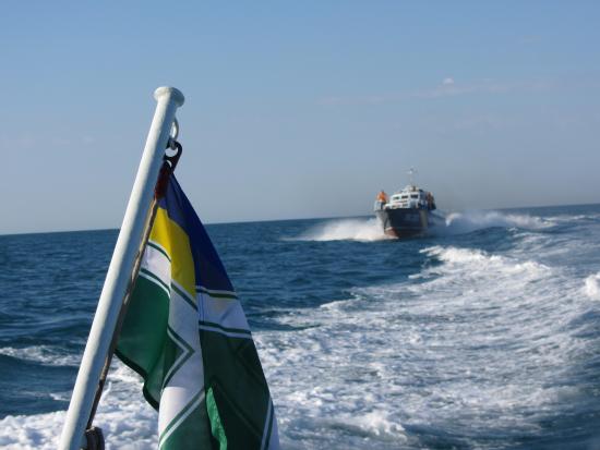 У Держприкордонслужбі спростували затримання російською ФСБ суден в Азовському морі