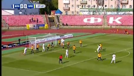 Волынь - Александрия - 0:0. Обзор матча