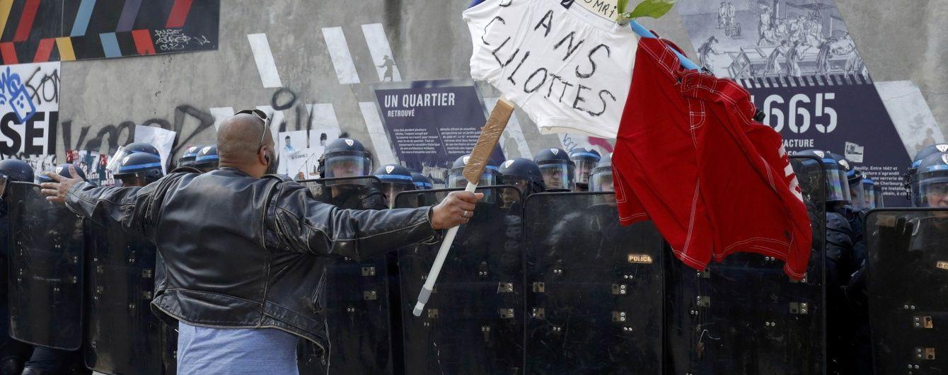 Страйк у Франції: перекрита дорога на Марсель і скасовані авіарейси