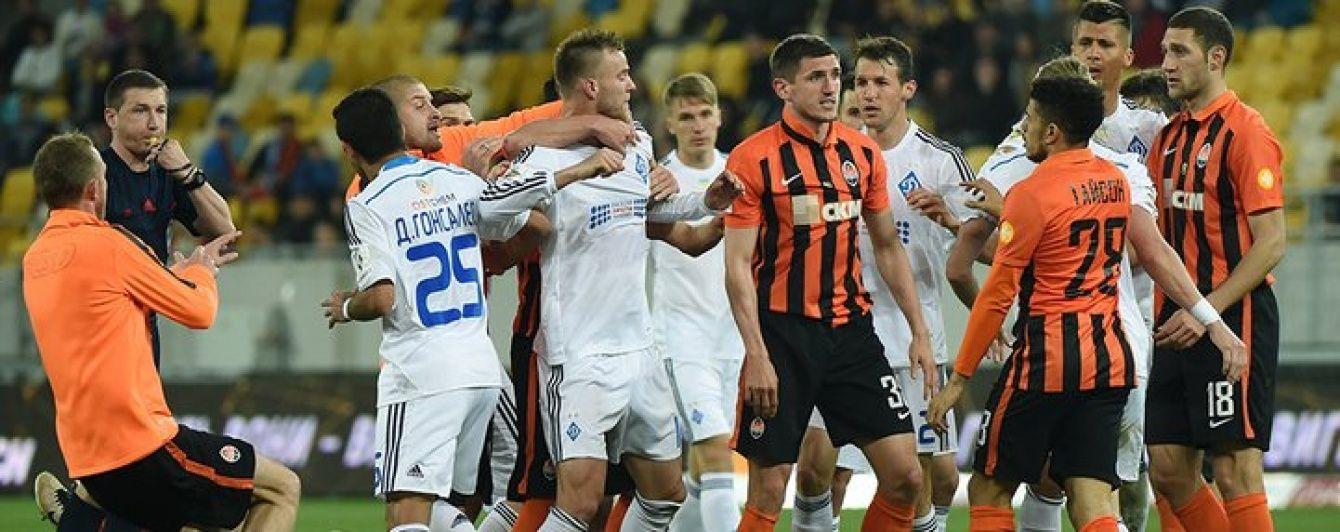 Премьер-лига утвердила даты и время поединков 1/4 финала Кубка Украины