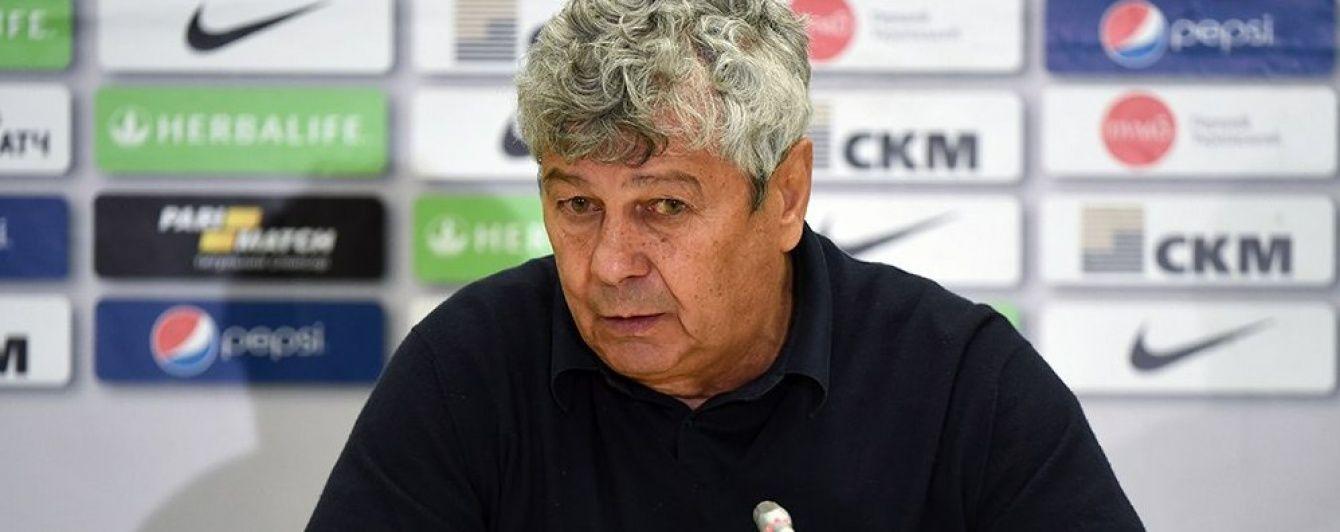 """Луческу назвав """"Шахтар"""" командою номер один в Україні після розгрому """"Динамо"""""""