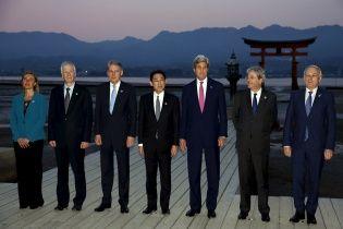 Країни G7 підтримали енергетичні реформи в Україні та нові тарифи на газ