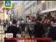 На українське посольство у Москві напали активісти незареєстрованої партії Лимонова