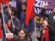 В зіткнення з поліцією переросли акції в Берліні, Гамбурзі, Парижі та Стамбулі
