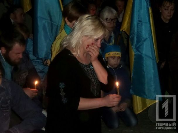 """В Одесі під українськими прапорами відбулася панахида за жертвами """"2 травня"""""""