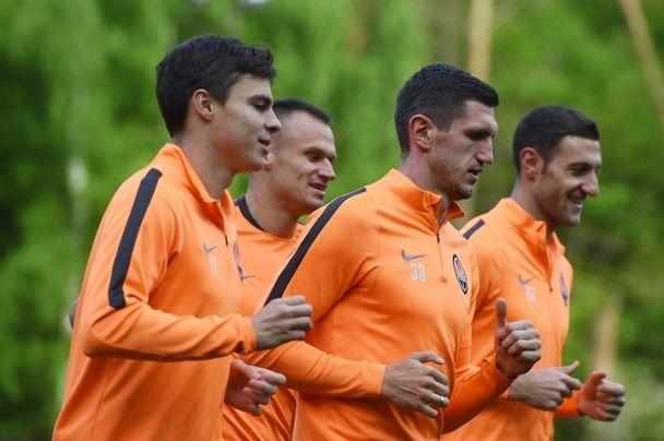 """""""Шахтар"""" взявся за підготовку до іспанського бою за фінал Ліги Європи"""
