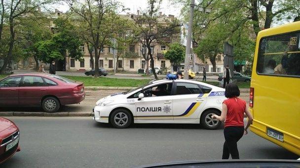 В Одесі невідомі серед білого дня обстріляли знімальну групу місцевого телеканалу