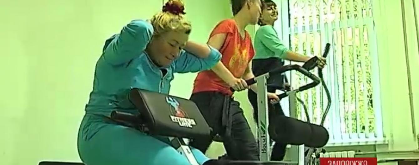 У Запоріжжі відкрили першу в Україні бібліотеку-спортзал