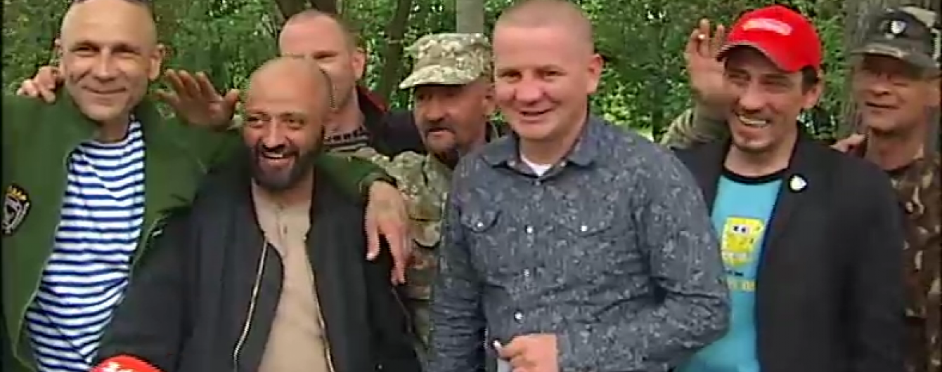 """Батальйон """"Айдар"""" святкує другий день народження: втрати та перемоги добровольців"""