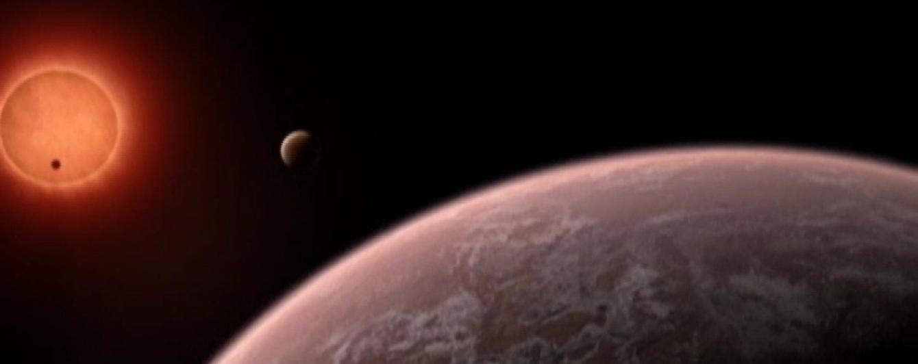 Учені виявили три планети розміром із Землю, де можливе життя