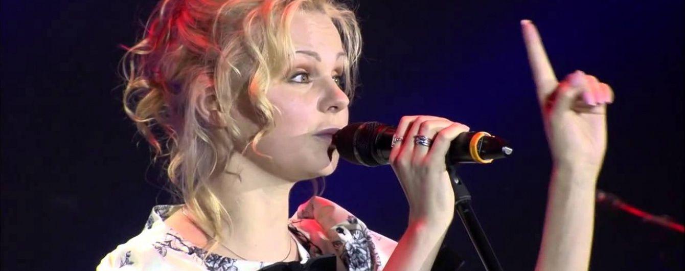 """Екс-солістка """"Ленінграду"""" Вокс переспівала ще один хіт Кузьми """"Скрябіна"""""""