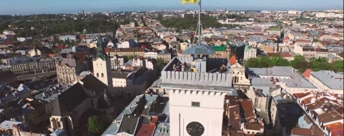 760-річчя міста Лева. У Мережі з'явилися відеоісторії про Львів