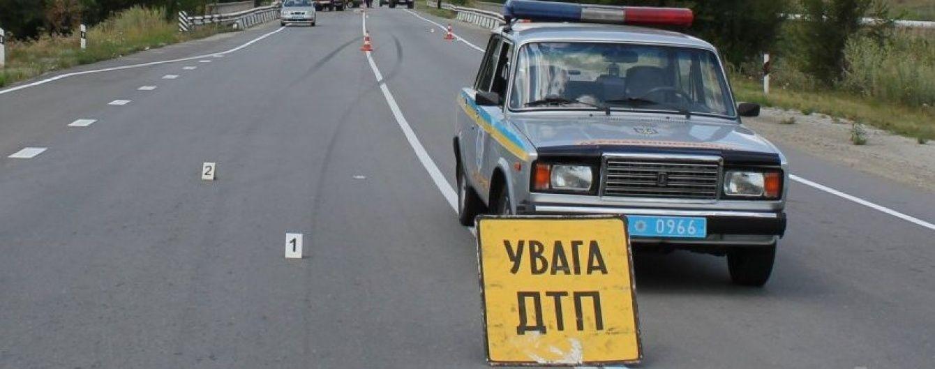 На Львовщине в жутком столкновении на трассе погибли трое людей