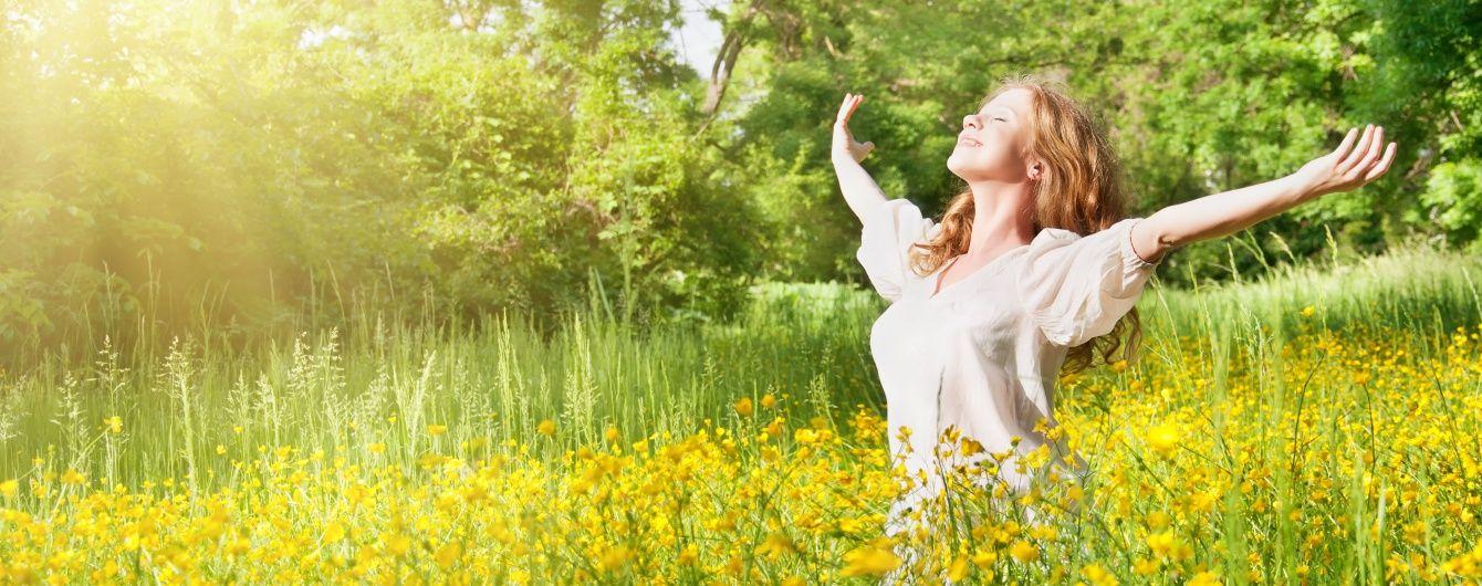 Сонячна неділя. Синоптики прогнозують до 25 градусів тепла на Західній Україні