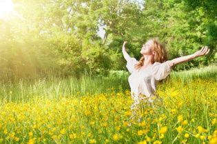 Солнечное воскресенье. Синоптики прогнозируют до 25 градусов тепла на Западной Украине