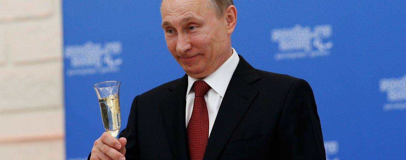 Переважна більшість росіян готові проголосувати за Путіна на виборах